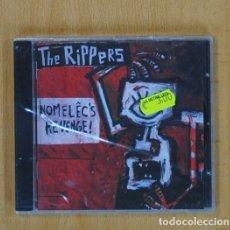 CDs de Música: THE RIPPERS - NOMELECS REVENGE! - CD. Lote 118142862
