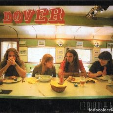 CDs de Música: DOVER ¨IT´S GOOD TO BE ME! (CD). Lote 118146763