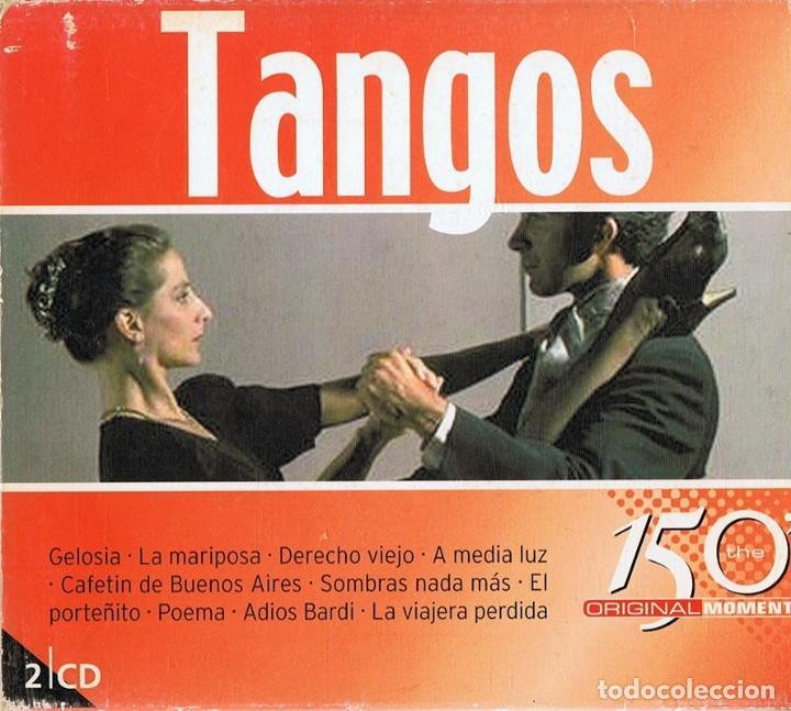 TANGOS ( 2 CD) (Música - CD's Latina)