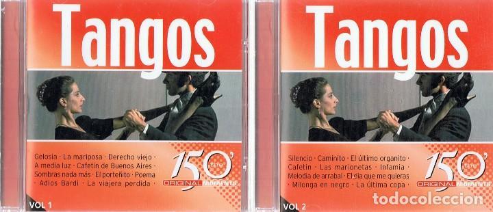 CDs de Música: TANGOS ( 2 CD) - Foto 2 - 118147791