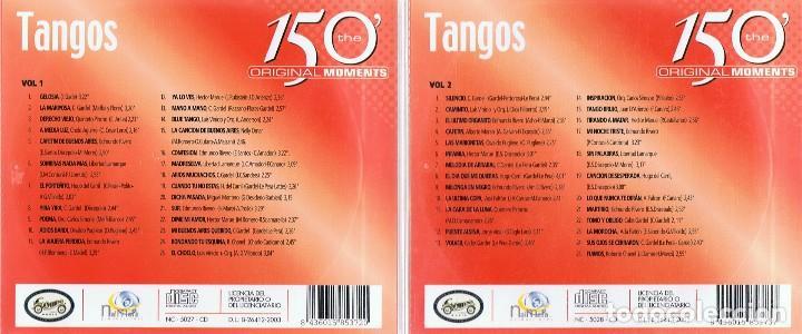 CDs de Música: TANGOS ( 2 CD) - Foto 3 - 118147791