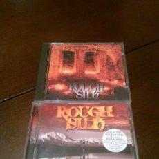 CDs de Música: ROUGH SILK - 3 CD - WALLS OF NEVER + WHEELS OF TIME. Lote 118148975