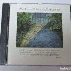 CDs de Música: WINDHAM HILL RECORDS SAMPLER '84 CD . Lote 118165087