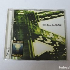 CDs de Música: DJ Q - FACE THE MUSIC CD. Lote 118169459