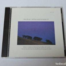 CDs de Música: WINDHAM HILL RECORDS SAMPLER '81 CD. Lote 118172707