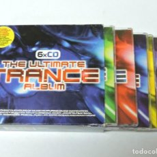 CDs de Música: THE ULTIMATE TRANCE ALBUM CD X6. Lote 118173971