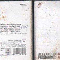 CDs de Música: ALEJANDRO FERNANDEZ. A CORAZON ABIERTO. ALEJANDRO FERNANDEZ. CD-SOLEXT-867. Lote 118180251