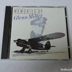CDs de Música: MEMORIES OF GLENN MILLER CD. Lote 118199143