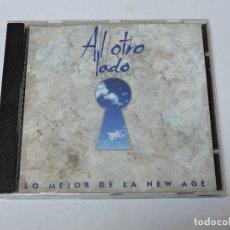 CDs de Música: AL OTRO LADO - LO MEJOR DE LA NEW AGE CD. Lote 147832597