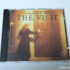 CDs de Música: LOREENA MCKENNITT - THE VISIT CD. Lote 118204579