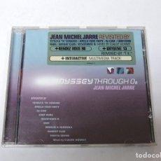 CDs de Música: JEAN MICHEL JARRE - ODYSSEY THROUGH O CD. Lote 118206883