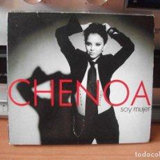 CDs de Música: CD ALBUM CHENOA SOY MUJER 2003. Lote 118335843