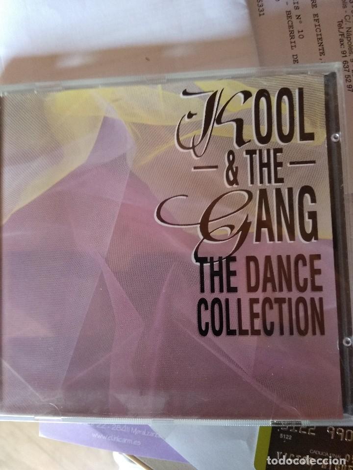 KOOL & THE GANG - THE DANCE COLLECTION (Música - CD's Disco y Dance)