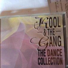 CDs de Música: KOOL & THE GANG - THE DANCE COLLECTION. Lote 118349631