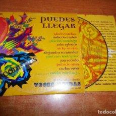 CDs de Música: GLORIA ESTEFAN RICKY MARTIN JULIO IGLESIAS PUEDES LLEGAR CD SINGLE PROMO CON ENCARTE CARTON RARO. Lote 198681015