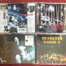 CDs de Música: REVOLVER (BASICO - 1993 + BASICO 2 - 1997) 2 CD'S . Lote 118373031