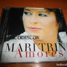 CDs de Música: MARI TRINI AMORES DOBLE CD DEL AÑO 2001 REMASTERIZADO CONTIENE 36 TEMAS 2 CD MUY RARO. Lote 118394699