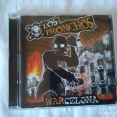 CDs de Música: 45-CD LOS TRONCHOS, WARCELONA, 2007. Lote 118402967