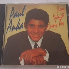 CDs de Música: CD - PAUL ANKA - DIANA. Lote 118420055