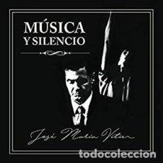 CDs de Música: MÚSICA Y SILENCIO. JOSÉ MARIA VITIER. Lote 118435623