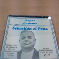 CDs de Música: CD. SEBASTIÁN EL PENA. RAÍCES DEL FLAMENCO.. Lote 118436592