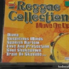 CDs de Música: CD. REGGAE COLLECTION - MOVE ON UP. Lote 118445363