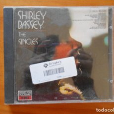 CDs de Música: CD SHIRLEY BASSEY - THE SINGLES (T8). Lote 118446387