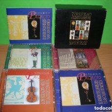 CDs de Música: PACK 4 CDS + LIBRETO - TESOROS DE PALACIO - RNE - ( VER EN DESCRIPCION CONTENIDO DE LA OBRA ). Lote 118483771