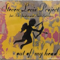 CDs de Música: STEVEN LEVIS PROJECT FEAT KIM SANDERS NOSIE KATZMANN - OUT OF MY HEAD / RF-502. Lote 118488187
