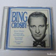 CDs de Música: BING CROSBY - BING CROSBY CD. Lote 118495163