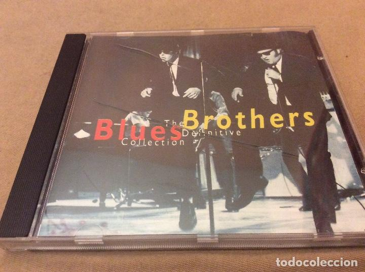 BLUES BROTHERS - THE DEFINITIVE COLLECTION. 1992. (Música - CD's Jazz, Blues, Soul y Gospel)