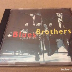 CDs de Música: BLUES BROTHERS - THE DEFINITIVE COLLECTION. 1992.. Lote 118503559