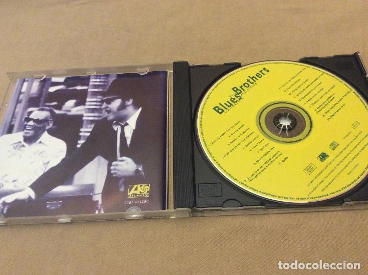 CDs de Música: BLUES BROTHERS - THE DEFINITIVE COLLECTION. 1992. - Foto 3 - 118503559