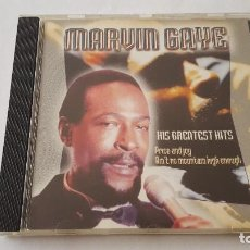 CDs de Música: CD - MARVIN GAYE - HIS GREATEST HITS. Lote 118527931
