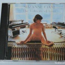 CDs de Música: SUZANNE CIANI - THE VELOCITY OF LOVE CD. Lote 118555719