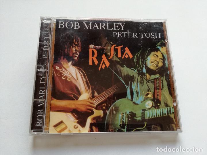 CD - BOB MARLEY PETER TOSH - RASTA - 2001 (Música - CD's Reggae)