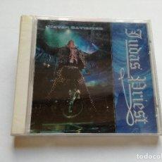 CDs de Música: CD - JUDAS PRIEST - NEVER SATISFIED (PRECINTADO). Lote 118567279