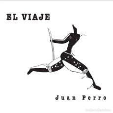 CDs de Música: JUAN PERRO (SANTIAGO AUSERÓN * RADIO FUTURA) * CD LIBRO TAPAS DURAS * EL VIAJE * PRECINTADO * LTD. Lote 197552987
