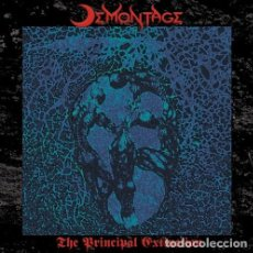 CDs de Música: DEMONTAGE --THE PRINCIPAL EXTINCTION -BLACK METAL. Lote 118581851