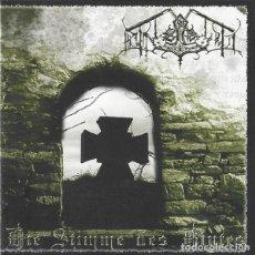 CDs de Música: RUNENBLUT -- DIE STIMME DES BLUTES -BLACK METAL. Lote 118584547