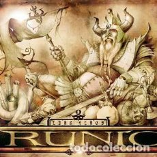 CDs de Música: RUNIC - LIAR FLAGS -VIKING PAGAN BLACK METAL. Lote 118586055