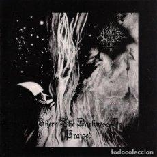 CDs de Música: PALE MIST -- WHERE THE DARKNESS IS PRAISED -BLACK METAL. Lote 118586131