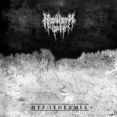 CDs de Música: NORTHERN HATE -- HYPOTHERMIA -BLACK METAL. Lote 118586451