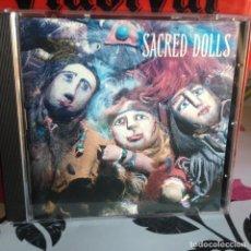 CDs de Música: SACRED DOLLS - SACRED DOLLS/ RARO ALBUM CD (HARD ROCK ESPAÑOL) 1989 URANTIA RECORDS. NM - NM. Lote 118587391