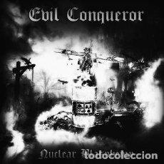 CDs de Música: EVIL CONQUEROR --NUCLEAR BLASPHEMY -BLACK METAL. Lote 118597183