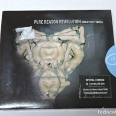 CDs de Música: PURE REASON REVOLUTION - AMOR VINCIT OMNIA CD + DVD DIGIPAK. Lote 118610747