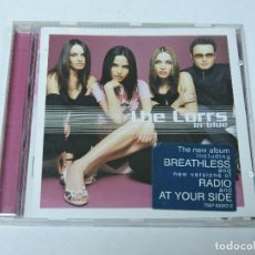 CDs de Música: THE CORRS - IN BLUE CD. Lote 118616139