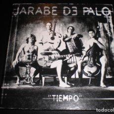 CDs de Música: JARABE DE PALO   TIEMPO   CD   SINGLE   VIRGIN PROMO SPANISH 2001 GATEF. MANGA DE CARTON . Lote 118616155