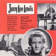 CDs de Música: JERRY LEE LEWIS - JERRY LEE LEWIS - CD. Lote 118654679