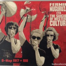 CDs de Música: FERMIN MUGURUZA ETA THE SUICIDE OF WESTERN CULTURE CD ULRIKE MEINHOF. Lote 118655295